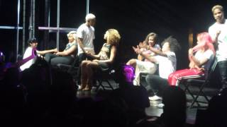 Mindless Behavior Performing (Missing you) with OMG