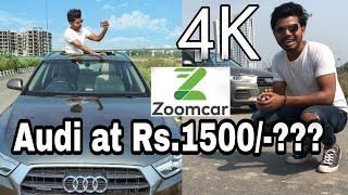 Self Drive Car | Audi | Kolkata | ZoomCar