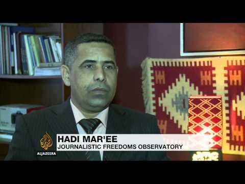 Iraqi journalists question media freedom