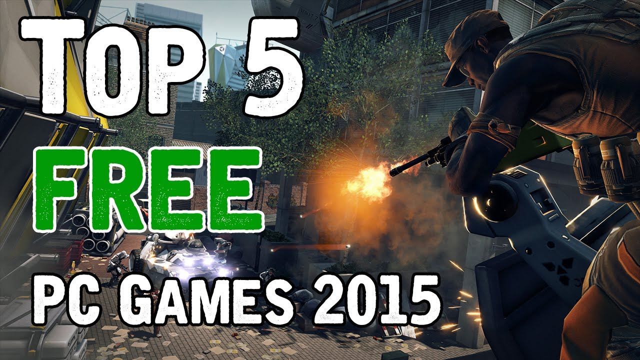 top 5 best free games for pc