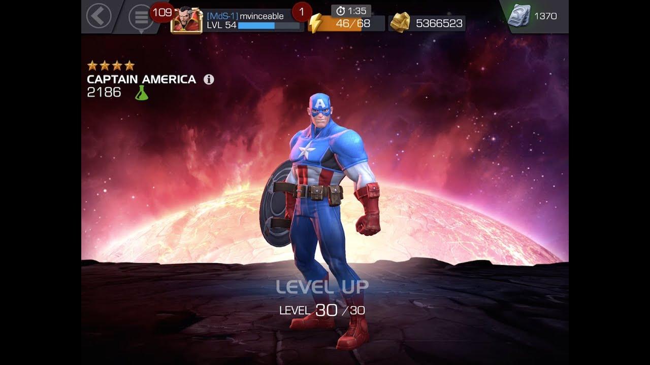 captain marvel 4 star