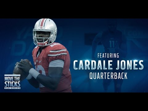 Is Cardale Jones the Next Daunte Culpepper? | Move the Sticks 360 Series | NFL