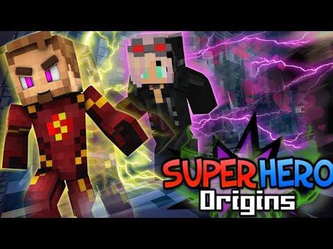 SUGAR-RUSH and THE FLASHER... wait... Minecraft Super Hero Origins #20 (Modded Minecraft Roleplay)