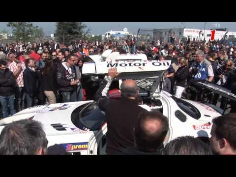 Rennbericht 2.Lauf VLN 2011