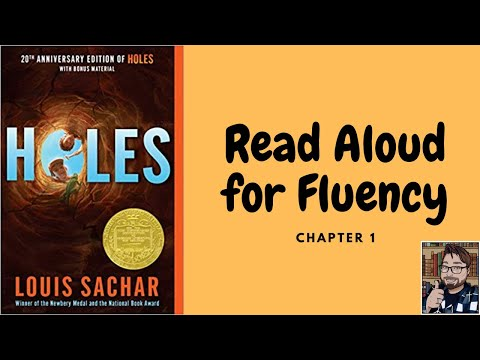 read-aloud-for-english-fluency-speaking-practice-|-holes-chapter-1-lesson