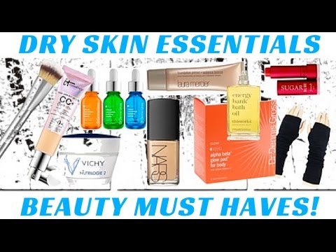 BEST BEAUTY PRODUCTS DRY SKIN MAKEUP SKINCARE BODY OILS #MONDAYMAKEUPCHAT- mathias4makeup - 동영상
