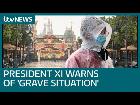 Coronavirus spread 'accelerating',