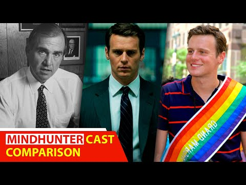 Mindhunter: Real-life Partners Revealed! |⭐ OSSA Radar