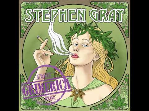 #207 - Grimerica Talks Cannabis and Spirituality with Stephen Gray