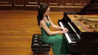 7/14 Schumann Duo plays Aquarium from Saint-Saens