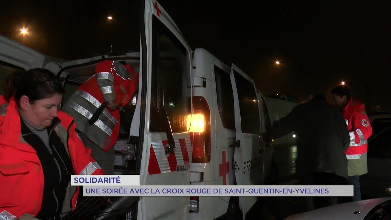 Yvelines | Solidarité : une soirée avec la Croix Rouge de SQY