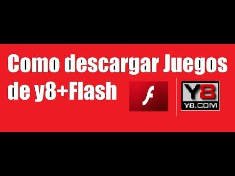 Como Descargar Juegos De Y8 Flash Full Link Mediafire Youtube