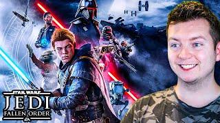Star Wars JEDI: Upadły Zakon #01 - Premiera! | Vertez | 1440p ULTRA