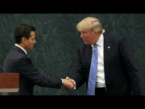 Why Mexico refuses to pay for the wall