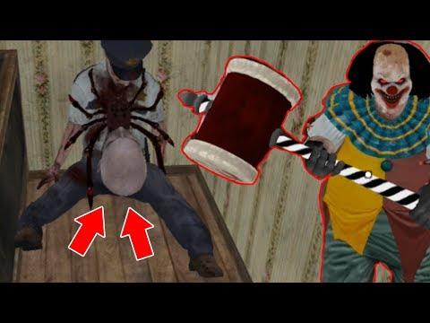 ОНО Пришло! Страшнее Гренни! Horror Clown Pennywise Scary Escape Game Полное прохождение!