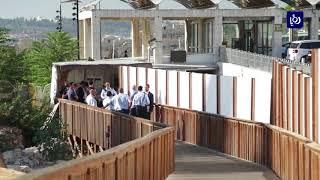 الاردن يدين اقتحام عضوين من الكنيست للمسجد الاقصى تحت حماية الشرطة الاسرائيلية - (29-8-2017)