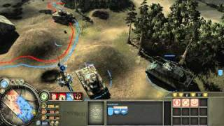 Company of Heroes Anthology: Wehrmacht Gameplay - Max Settings (1080p HD)