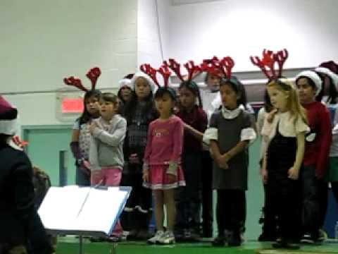 Noël 2011, École Samuel-de-Champlain, Brossard