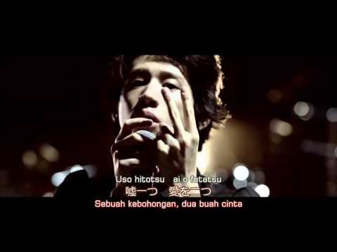 ONE OK ROCK - Mighty Long Fall (Indonesian sub + romaji lyrics) [Full MV]
