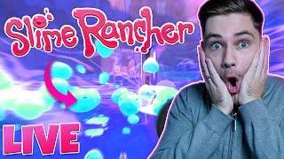 [LIVE] SLIME RANCHER!   Nowe slime, eksplor, luźne granie :D - Na żywo