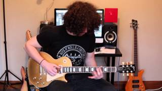 Sky Arts - Guitar Star - Audition Tape for Karl Golden (2015)