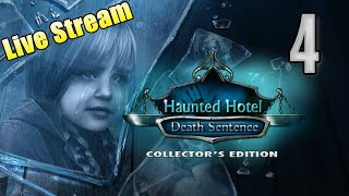 Haunted Hotel 7: Death Sentence CE [04] w/YourGibs - DETECTIVE PARTNER JAMES IS ALIVE