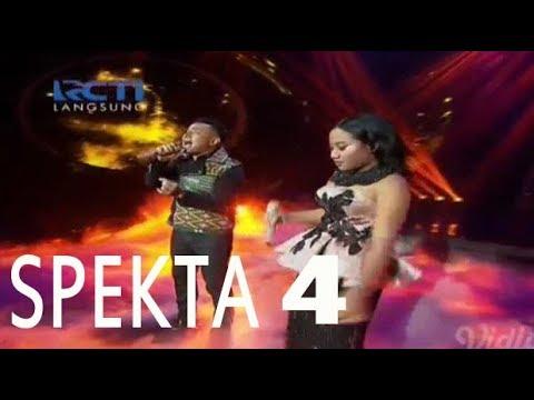 MARIA Feat. JUDIKA - Jikalau Kau Cinta || SPEKTA TOP 4 INDONESIAN IDOL
