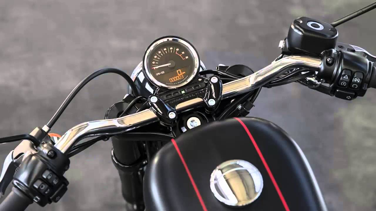 harley davidson new roadster - accessories 2017 - youtube