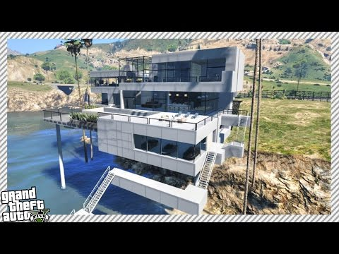 Sunset Coast Mansion - GTA 5 MOD
