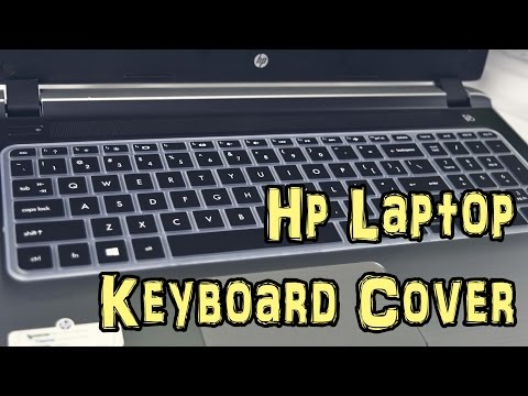 Neon Keyboard Skin Silicon Rubber Protector Cover For All HP Pavilion 15.6 Laptops