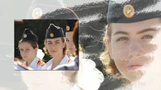 На Мамаевом кургане кадеты ПВКК ''НР'' дали торжественную клятву