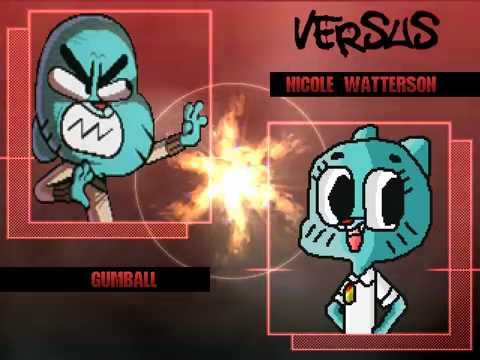 Gumball Vs. His Mom