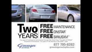 Grossinger Autoplex Buick -- Get a Choice, Lease or Buy