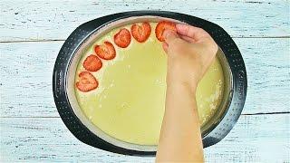 Пирог с клубникой - Рецепты от Со Вкусом
