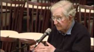 Noam Chomsky - When Elites Fail, and What We Should Do About It, Oct. 2, 2009