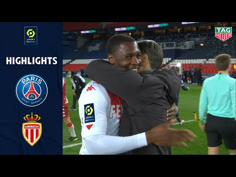 PSG Monaco Goals And Highlights