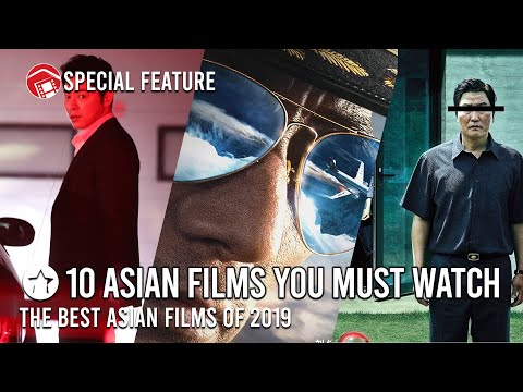 10 Asian Films you MUST watch - The Best of 2019