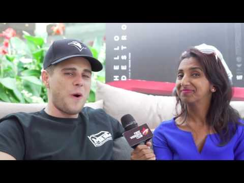First Weekend Club's Priya Rao chats with actor Jared Abrahamson