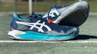 Asics Gel Resolution 8 CLAY- A Different Experience Or More Of The Same? (Performance Review)