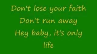 It's Only Life-Kate Voegele [Lyrics]