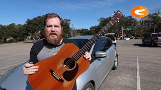 Finding a 1955 Martin D-18...Vintage Guitar Hunting