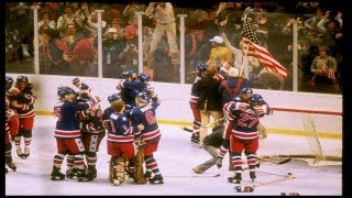 Miracle on Ice Gold Medal Moment: 1980 Lake Placid