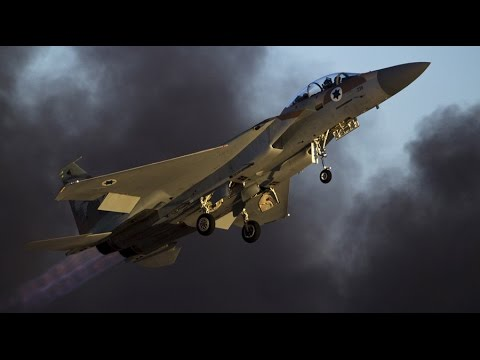 Israel is 'acting as air power for ISIS' – investigative journalist