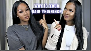 Why Is Your Hair Thinning?