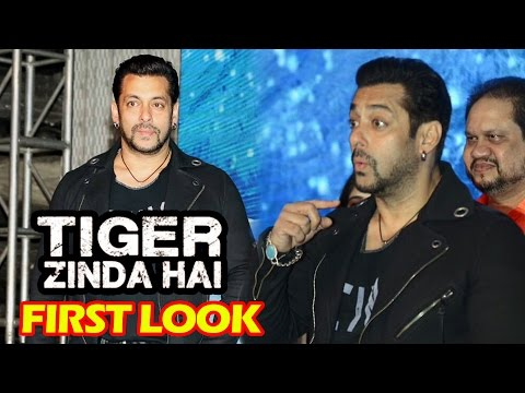 Salman Khan's Tiger Zinda Hai FIRST LOOK - WATCH OUT