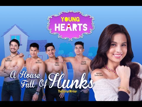 Young Hearts Presents: A House Full of Hunks EP04