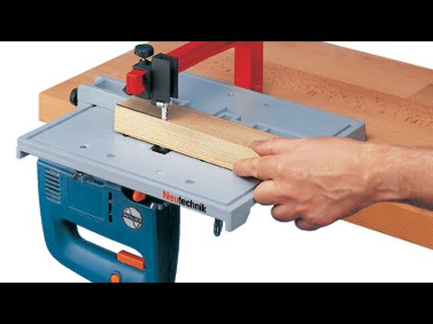 Jigsaw table faults and fixes straight cut www for Woodworking guide