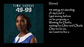 4999 - Tiwa Savage