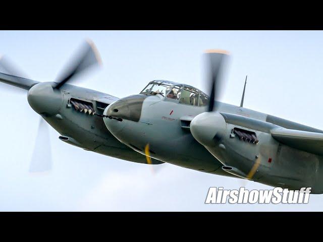 Classic de Havilland Aircraft - Company Centennial 1920-2020