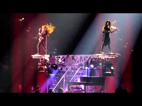 Trans Siberian Orchestra - TSO - Tampa, FL  - 12-13-2014 - 3 PM - 10 - March of The Kings -Multi Cam